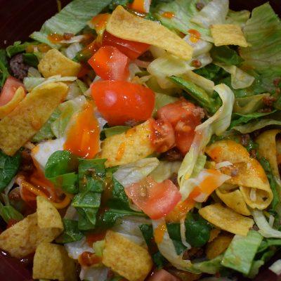 Madison County Taco Salad